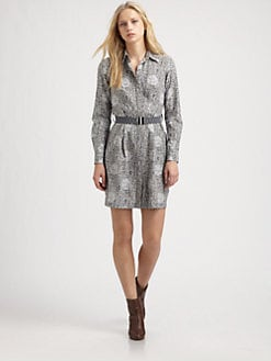 Marc by Marc Jacobs - Jamie Dot Shirtdress