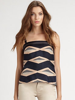 Marc by Marc Jacobs - Hayley Striped Top
