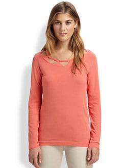 Marc by Marc Jacobs - Armisen Jersey Top
