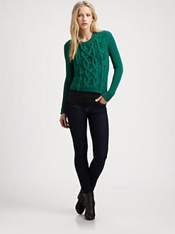 Marc by Marc Jacobs - Uma Merino Wool Sweater