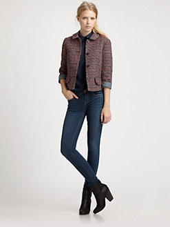 Marc by Marc Jacobs - Miranda Tweed Jacket