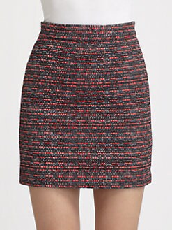 Marc by Marc Jacobs - Miranda Tweed Skirt