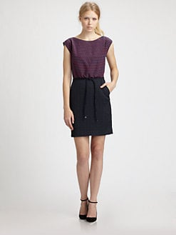 Marc by Marc Jacobs - Veronica Dot & Pucker Dress