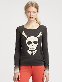 Marc by Marc Jacobs - Bones About It Tee