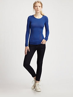Marc by Marc Jacobs - Retton Pointelle Sweater