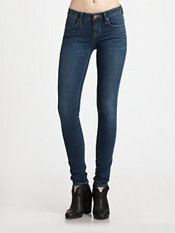 Marc by Marc Jacobs - Gaia Super Skinny Denim Pants