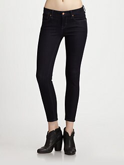 Marc by Marc Jacobs - Lola Cropped Denim Pants