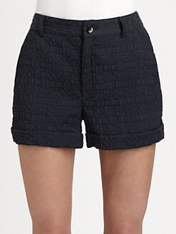 Marc by Marc Jacobs - Winona Cloque Shorts
