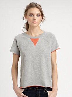 Marc by Marc Jacobs - Geena Cotton Sweatshirt