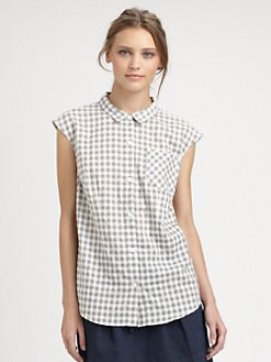 Marc by Marc Jacobs - Tiffany Check Shirt