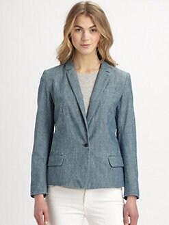 Marc by Marc Jacobs - Corey Chambray Blazer