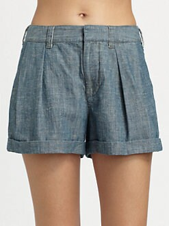 Marc by Marc Jacobs - Corey Chambray Shorts