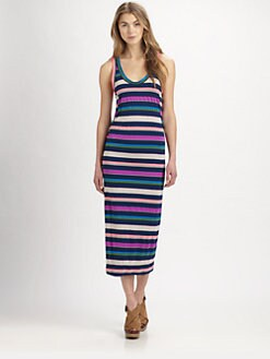 Marc by Marc Jacobs - Smash-Stripe Dress