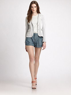 Marc by Marc Jacobs - Cotton Seersucker Blazer