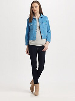 Marc by Marc Jacobs - Lily Denim Jacket