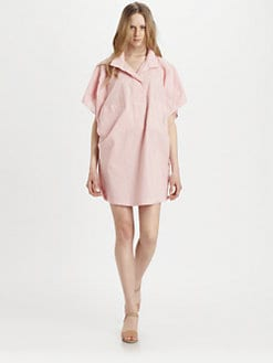 Marc by Marc Jacobs - Jasper Striped Boyfriend Shirtdress