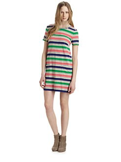 Marc by Marc Jacobs - Mai Tai Cotton Dress
