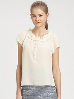 Marc by Marc Jacobs - Bowery Silk Blouse