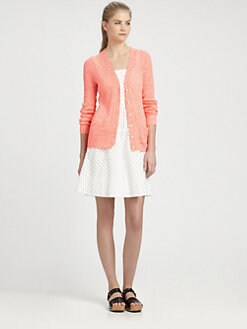 Marc by Marc Jacobs - Farrah Ribbed Cardigan