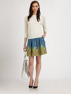 Marc by Marc Jacobs - Cienaga Mesh Sweater