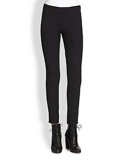 DKNY - Skinny Wool Pants