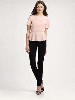 DKNY - Peplum Top