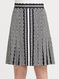 DKNY - Pleated Skirt