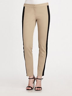 DKNY - Colorblock Ankle Pants