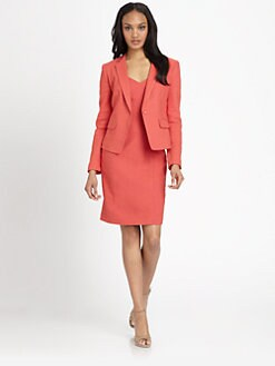 DKNY - Notched-Collar Jacket