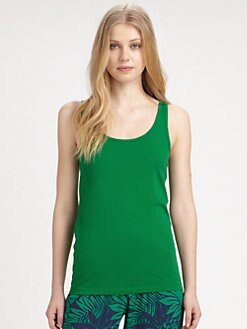 DKNY - Cotton Tank Top