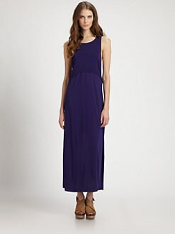 DKNY - Racerback Maxi Dress
