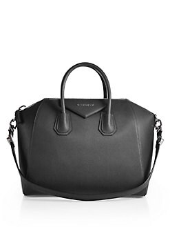 Givenchy - Antigona Medium Top-Handle Satchel
