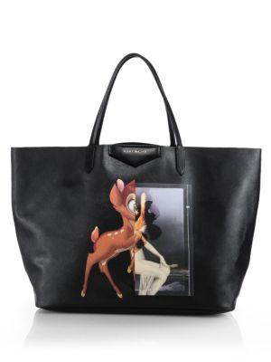 Bambi Medium Shopper Tote