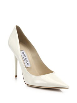 Jimmy Choo - Abel Patent Leather Pumps