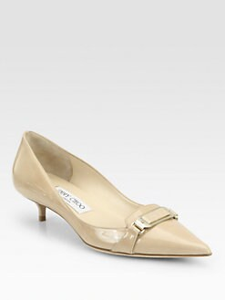 Jimmy Choo - Valet Patent Leather Pumps