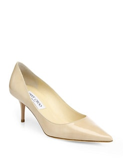 Jimmy Choo - Aurora Patent Leather Pumps