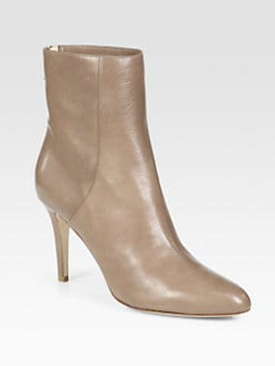 Jimmy Choo - Brock Leather Ankle Boots