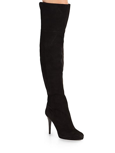 Gypsy Suede Over-The-Knee Boots