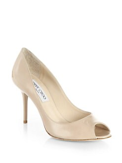 Jimmy Choo - Evelyn Patent Leather Pumps