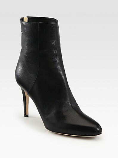 Brock Leather Ankle Boots