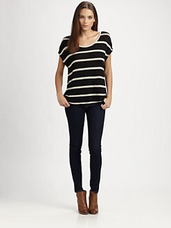Soft Joie - Striped Top