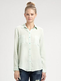 Splendid - Double-Pocket Shirt