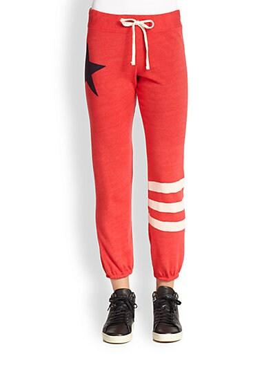 Star/Stripe Sweatpants