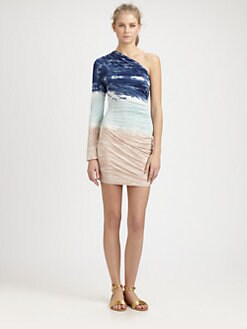 Young Fabulous & Broke - Waverly One-Shoulder Dress