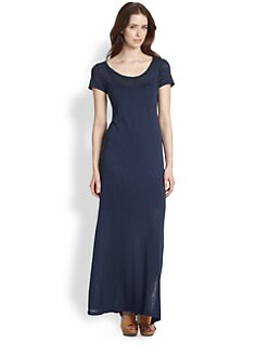 Splendid - Slub Jersey Maxi Dress