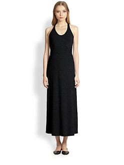 Splendid - Stretch Jersey Racerback Maxi Dress
