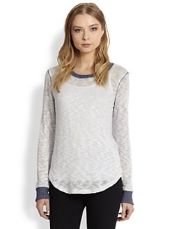 Splendid - Mineral Slub Knit Sweater
