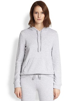 Splendid - French Terry Hooded Sweatshirt