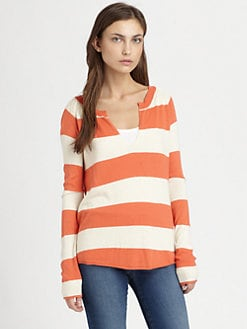 Splendid - Rugby Stripe Top