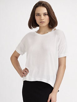 AIKO - Detached-Crewneck Top